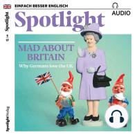 Englisch lernen Audio - Verrückt nach Großbritannien