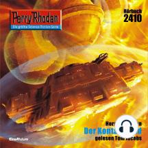 """Perry Rhodan 2410: Der Kontaktwald: Perry Rhodan-Zyklus """"Negasphäre"""""""