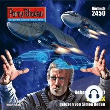 """Perry Rhodan 2450: Evolux: Perry Rhodan-Zyklus """"Negasphäre"""""""