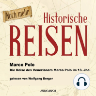 Die Reise des Venezianers Marco Polo im 13. Jahrhundert (Lesung in Auszügen)