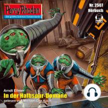 "Perry Rhodan 2507: In der Halbspur-Domäne: Perry Rhodan-Zyklus ""Stardust"""