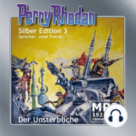 Perry Rhodan Silber Edition 03