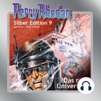 Perry Rhodan Silber Edition 09