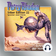 Perry Rhodan Silber Edition 22