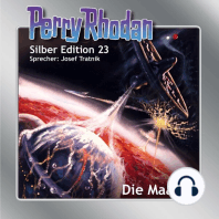 Perry Rhodan Silber Edition 23