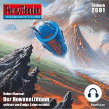 """Perry Rhodan 2691: Der Howanetzmann: Perry Rhodan-Zyklus """"Neuroversum"""""""