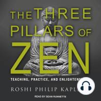 The Three Pillars of Zen