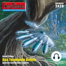 """Perry Rhodan 2429: Das Terminale Beben: Perry Rhodan-Zyklus """"Negasphäre"""""""