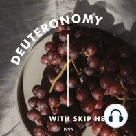 05 Deuteronomy - 1996