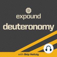 05 Deuteronomy - 2015