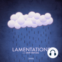 25 Lamentations - 2005