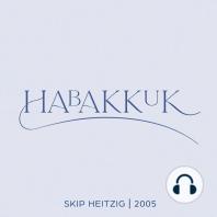 35 Habakkuk - 2005
