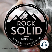 60 1 & 2 Peter - Rock Solid - 2013