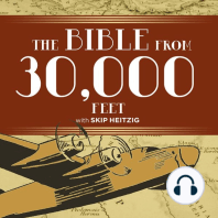 The Bible from 30,000 Feet