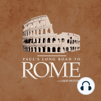 Paul's Long Road to Rome