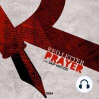 Red Letter Prayer