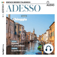 Italienisch lernen Audio - Grammatik und mehr