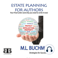 Estate Planning for Authors