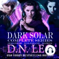 Dark Solar Complete Trilogy