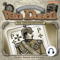 Professor van Dusen, Folge 15