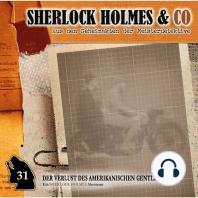 Sherlock Holmes & Co, Folge 31
