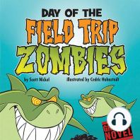 Day of the Field Trip Zombies