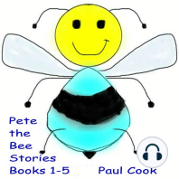 Pete the Bee Stories, Books 1-5