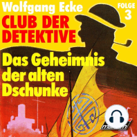 Club der Detektive, Folge 3