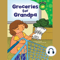 Groceries for Grandpa