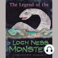 The Legend of the Loch Ness Monster