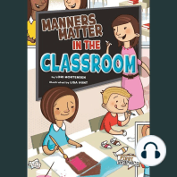 Manners Matter in the Classroom