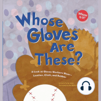 Whose Gloves Are These?