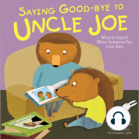 Saying Good-bye to Uncle Joe