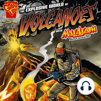 The Explosive World of Volcanoes with Max Axiom, Super Scientist