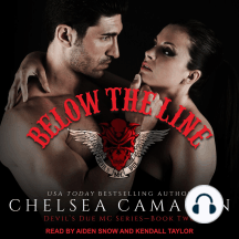 Below the Line: Devil's Due MC Series - Book Two