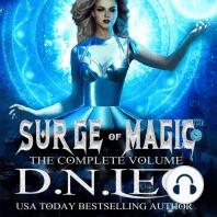 Spectrum of Magic Complete Series