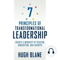7 Principles of Transformational Leadership