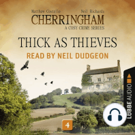 Thick as Thieves - Cherringham - A Cosy Crime Series