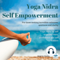 Self Empowerment: For those seeking incredible calmness, quietness, and clarity