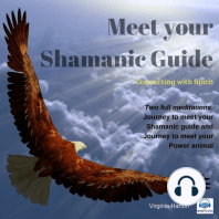 Meet Your Shamanic Guide: Two full meditations: Journey to meet your Shamanic guide and Journey to meet your power animal