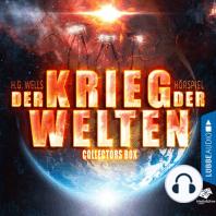 Der Krieg der Welten - Teil 1 bis 4 - Collectors Box (Gekürzt)