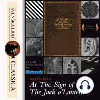 At The Sign of The Jack O'Lantern (Unabridged)