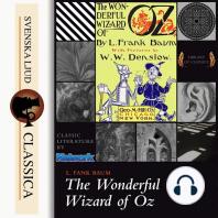 The Wonderful Wizard of Oz (unabridged)