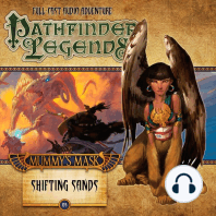 Mummy's Mask: Shifting Sands: Pathfinder Legends, Season 2, Chapter 3