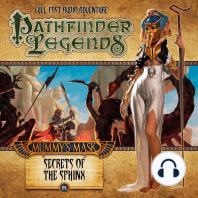 Mummy's Mask: Secrets of the Sphinx: Pathfinder Legends, Season 2, Chapter 4