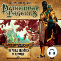 Mummy's Mask: The Slave Trenches of Hakotep: Pathfinder Legends, Season 2, Chapter 5