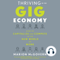 Thriving in the Gig Economy