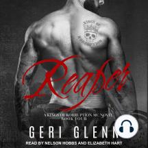 Reaper: A Kings of Korruption MC Novel, Book Fours