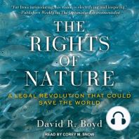 The Rights of Nature