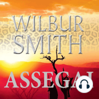 Assegai - Courtney-serien 12 (uforkortet)